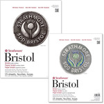 Strathmore 500 Bristol 100% Vellum/Plate Cotton Pads