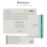Strathmore Travel 500 Series Watercolor Paper