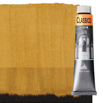 Maimeri Classico Oil Color 200 ml Tube - Light Gold