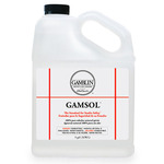 Gamblin Gamsol Odorless Mineral Spirits Gallon