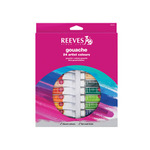 Reeves Gouache Set of 24 12 ml Tubes