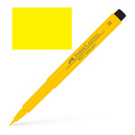 Faber-Castell Pitt Brush Pen Individual No. 107 - Cadmium Yellow