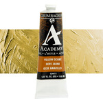 Grumbacher Academy Oil Color 150 ml Tube - Yellow Ochre