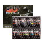 SoHo Urban Artist Oil Colors Set of 24