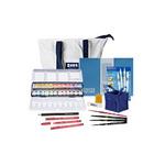 Watercolor Sketch Gift Boat Bag Set (small bag)