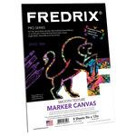 Fredrix Marker Canvas Pad 9x12