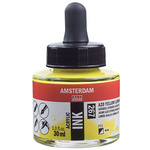 Amsterdam Acrylic Ink 30Ml Azo Yellow Lemon