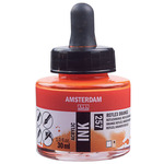 Amsterdam Acrylic Ink 30Ml Reflex Orange