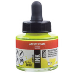 Amsterdam Acrylic Ink 30Ml Reflex Yellow