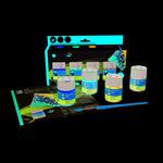 Marabu Silk Paint Starter Set 50 ML