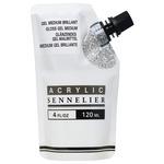 Sennelier Acrylic Medium Gloss Gel Medium 4oz