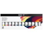 Liquitex Heavy Body Arcylic Paint Classic Set of 12 2oz Tubes