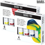Liquitex Heavy Body Acrylic Paint Sets