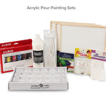 Acrylic Pouring Paint Sets