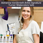 Adrianna Vanderstelt Signature Turner Watercolor Sets