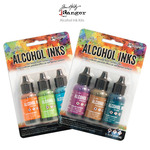 Ranger Tim Holtz Alcohol Ink 3 Pack Kits