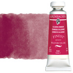 Grumbacher Finest Artists' Watercolor 14 ml Tube - Alizarin Crimson