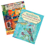 Design Originals Altered Surfaces & Transfers Art Books