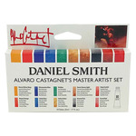 Daniel Smith Watercolor 5ml Alvaro Castagnet Master Artist Set of 10