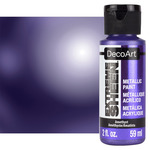 DecoArt Extreme Sheen Metallic Paint 2oz Amethyst