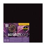 "Ampersand Scratchbord 12x12"""