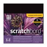 "Ampersand Scratchbord 8x8"""