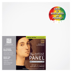 Ampersand Artist Panel Primed Smooth 3/8in Flat 12X12