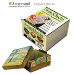 Ampersand Claybord Box Kits