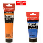 Amsterdam Expert Acrylic Paints - Royal Talens