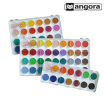 Angora Opaque Watercolor Pan Sets