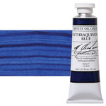 M. Graham Oil Color 37ml - Anthraquinone Blue