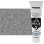 Turner Acryl Gouache Matte Acrylics Antique Silver 40ML