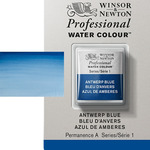 Winsor & Newton Professional Watercolor Half Pan - Antwerp Blue