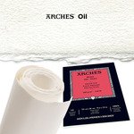 Arches 140lb. Oil Paper Sheets & Rolls