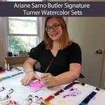 Ariane Sarno Butler Signature Turner Watercolor Sets