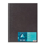 "Art Alternatives Hardbound Sketchbook 9x12"" 110 sheets - 75lb"