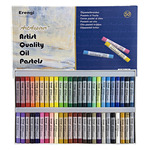 ArtAspirer Oil Pastel Cardboard Box Set of 50