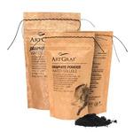Viarco Artgraf Water Soluble Graphite Powder 100 Gram Pouch