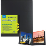 "Itoya ArtProfolio Multi-Ring Mini Refillable Binder 8.5x11"" Portrait"
