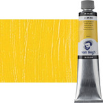 Royal Talens Van Gogh Oil Color 200 ml Tube - Azo Yellow Medium