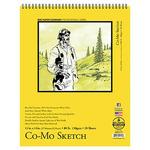 Bee Paper Co-Mo 86lb Sketch Paper Pad 11X14