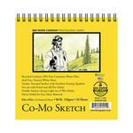 Bee Paper Co-Mo 86lb Sketch Paper Pad 6X6