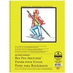 Bee Paper Pen Sketcher 70lb Paper Pad 8.5X11