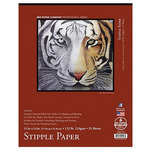 Bee Paper Stipple Texture 132lb (Coquille) Pad 11X14