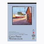Bee Paper Watercolor 140lb Cold Press Paper Pad 11X15