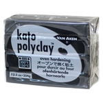 Van Aken Kato Polyclay 12.5oz Black