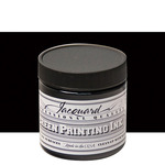 Jacquard Screen Printing Ink 4 oz Jar - Black