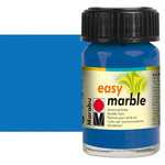 Marabu Easy Marble Color Blue 15ML Jar