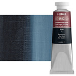 LUKAS 1862 Oil Color 37 ml Tube - Blue Black