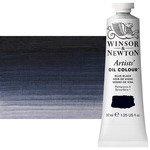 Winsor & Newton Artists' Oil Color 37 ml Tube - Blue Black